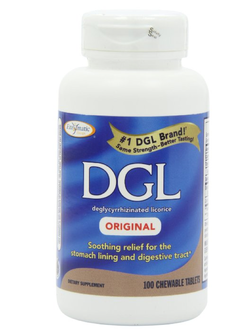 Lady of Lyme: Supplements I Love - DGL Licorice