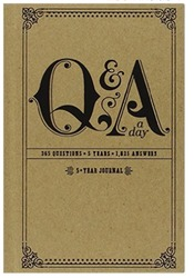 Lady of Lyme: Q&A A Day Journal