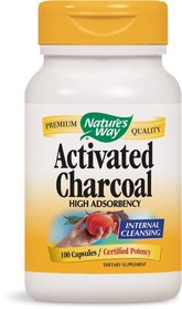 Lady of Lyme: Supplements I Love - Activated charcoal