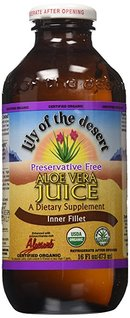 Lady of Lyme: Supplements I Love - Aloe Vera Juice