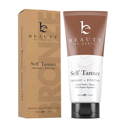 Beauty by Earth Organic Self Tanner Review (lady of lyme)