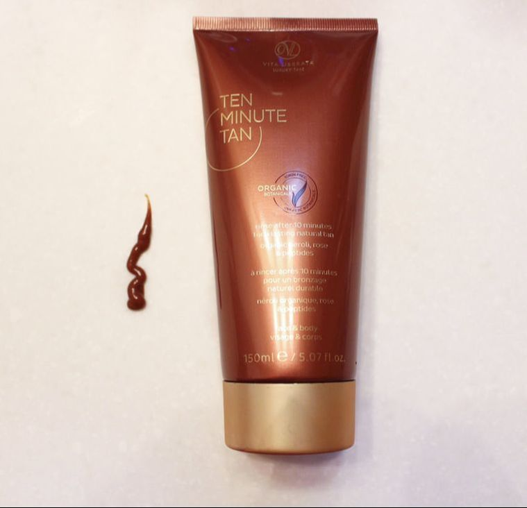 Vita Liberata 10 Minute Tan Review (lady of lyme)