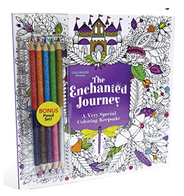 Lady of Lyme: Colorama Coloring Book
